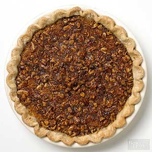 Coconut-Chocolate Pecan Pie