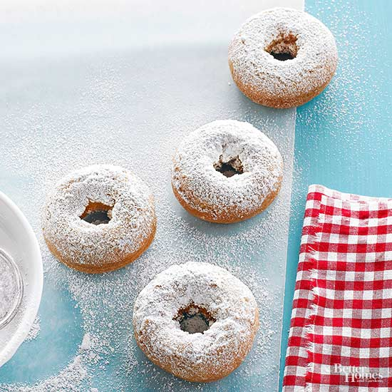 Best Donuts - Better homes and gardens stand mixer