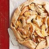 Apple Tart with Cheddar Cheese Crust
