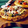 Italian Vegetable Pizzas
