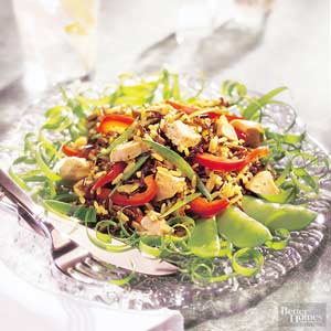 Hunter's Wild Rice Chicken Salad