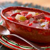 Colorados (Red Bean Soup)