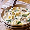 Creamy Tortellini Soup