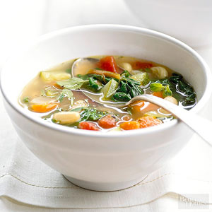 Healthy Minestrone