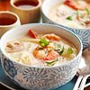 Oriental Hot-and-Sour Soup