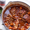 Chicken-Chile Stew with Beans