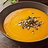 Butternut Squash Soup with Thai Gremolata
