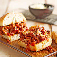 Simple Slow Cooker Sandwiches