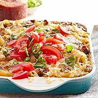 Ethnic-Inspired Casseroles