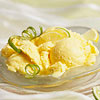 Lime and Lemon Ice Cream