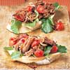 Open-Face Beef Sandwiches