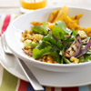 Mango & Corn Salad with Curry Vinaigrette