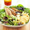 Cajun Turkey & Fresh Melon Salad