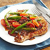 Pork Chops Primavera