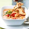 Creamy Shrimp & Tomato Chowder