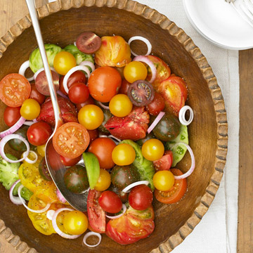Juicy Tomato Salad Recipes