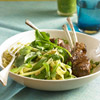 Minty Pasta Salad with Lamb