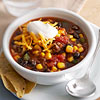 Adobo Black Bean Chili