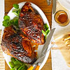 BBQ Spice-Rubbed Turkey Breast