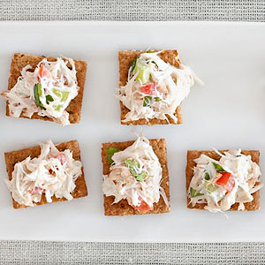 Herbed Crab Salad
