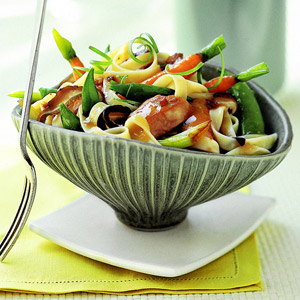 Asian Primavera Stir-Fry