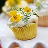 Flower-Power Mini Cupcakes