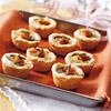 Herb & Cheese Mini Quiches