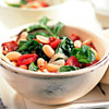 White Beans and Spinach Ragout