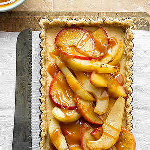 Apple Pear Tart