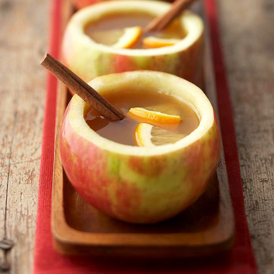 Warm and Cozy Apple Cider Recipes