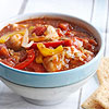 Kickin' Chicken Chili with Vegetables