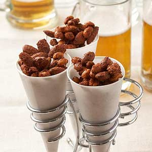 Sweet and Smoky Nuts
