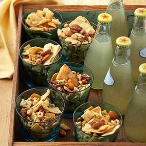 Game-Day Snack Mix