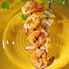 Ginger-Glazed Shrimp Kabobs