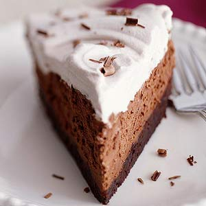 Extreme Chocolate Pie