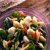 Scallops and Pasta Salad