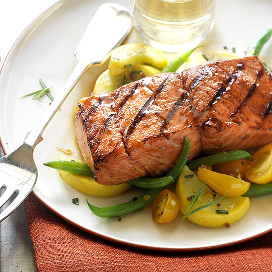 Easy grilled salmon recipe healthy