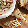 Artichoke & Pepper Toasts
