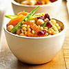 Wheat Berry Salad with Dried Apricots