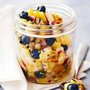 Blueberry-Corn Relish