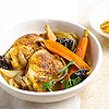 Slow Cooked Moroccan Chicken