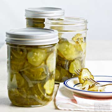Classic Bread & Butter Pickles
