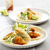 Catfish and Slaw Tacos