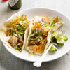 Fish Tacos with Lime Sauce