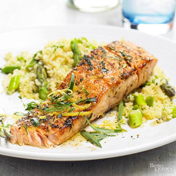 Fantastic Fish Recipes in Minutes!