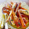 Aromatic Parsnips and Carrots