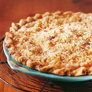 Cheesy Apple Pie