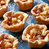 Apple-Toffee Tartlets