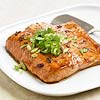 Pepper Jelly & Soy Glazed Salmon