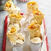 Summer Peach Pie Twisters